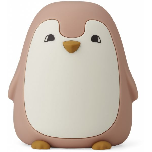 Ditlev Night Light / Penguin Dark Rose