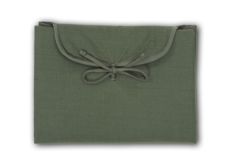 Changing Mat Cotton / Marram Green