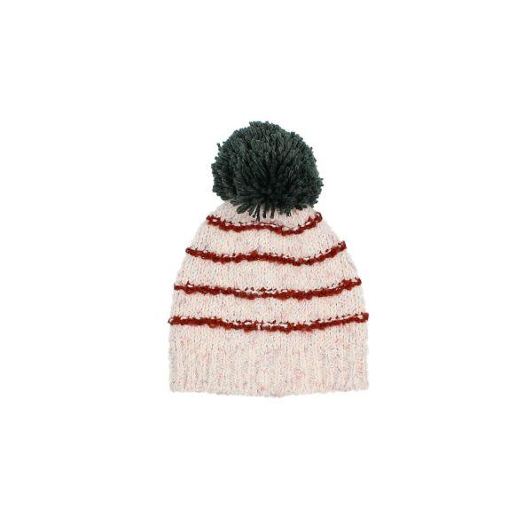 Tibet Knit Hat / Stripes (Kids)