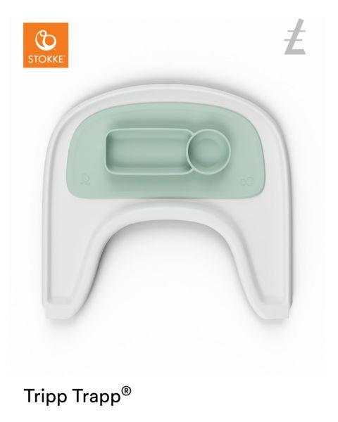 ezpz by Stokke placemat voor Stokke Tray / Soft Mint