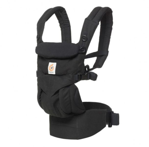 Baby Carrier Omni 360 / Pure Black