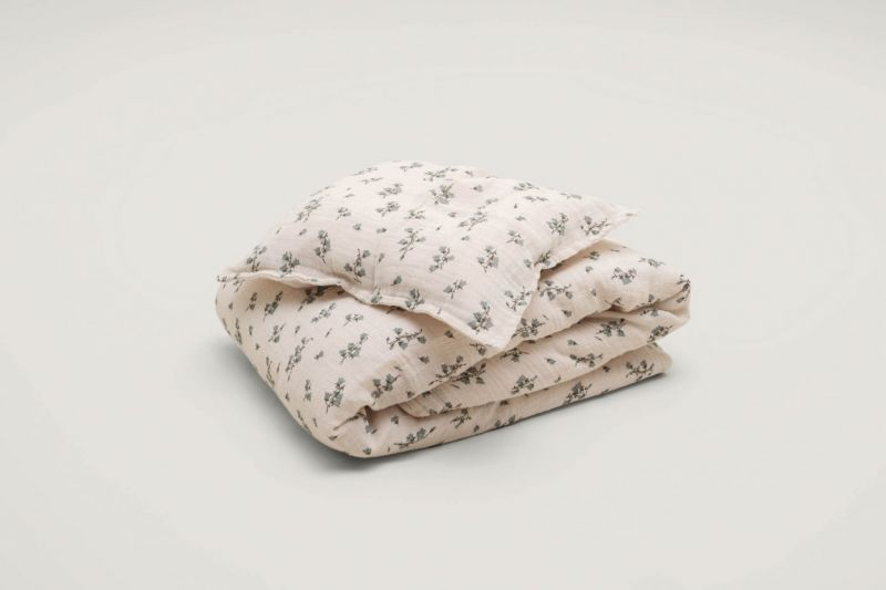 Bluebell Muslin Bedset / Junior