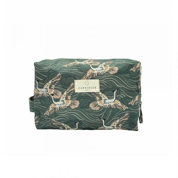 Toilet Bag / Envolée Olive