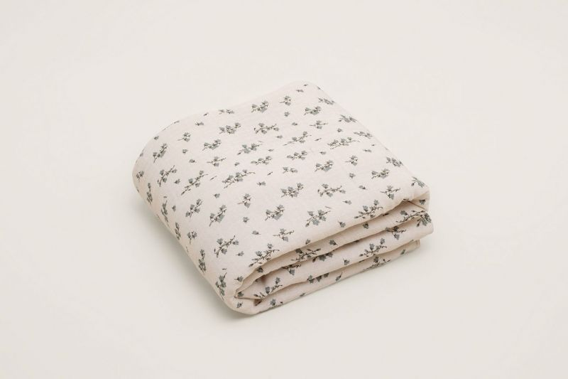 Bluebell Filled Muslin Blanket