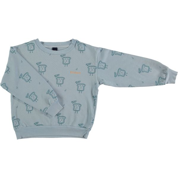 Sweatshirt Bakery / Light Blue