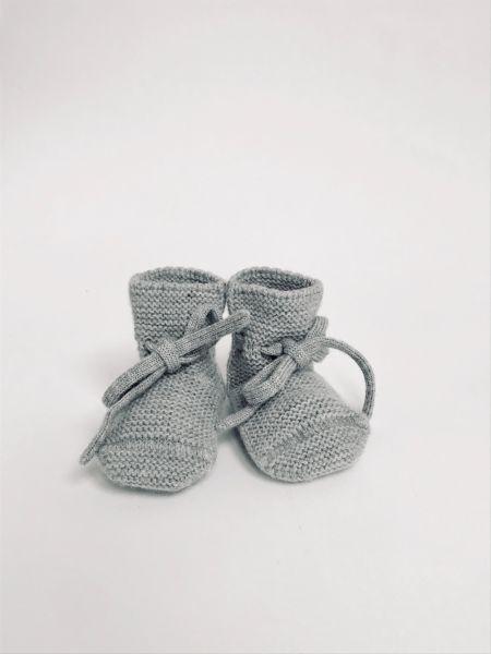 Booties / Grey Melange