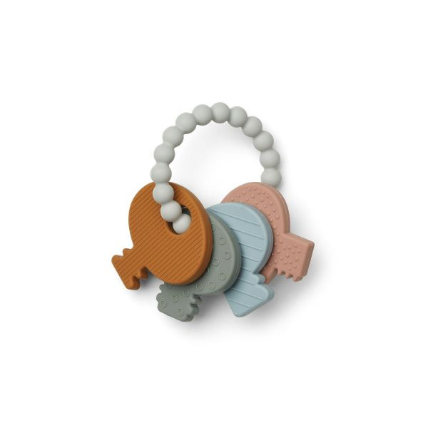 Kay Key Teether / Multi Mix