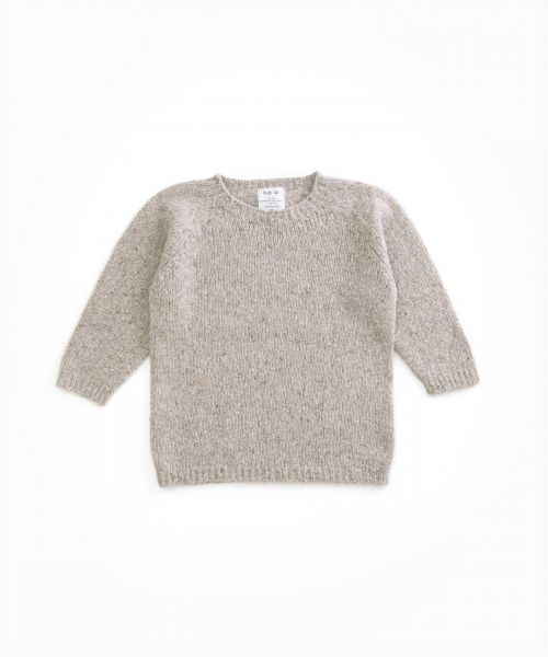 Knitted Sweater / Woodwork / Ricardo