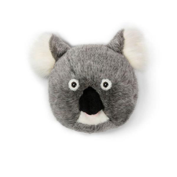 Pluchen Dierenkop Noah / Koala
