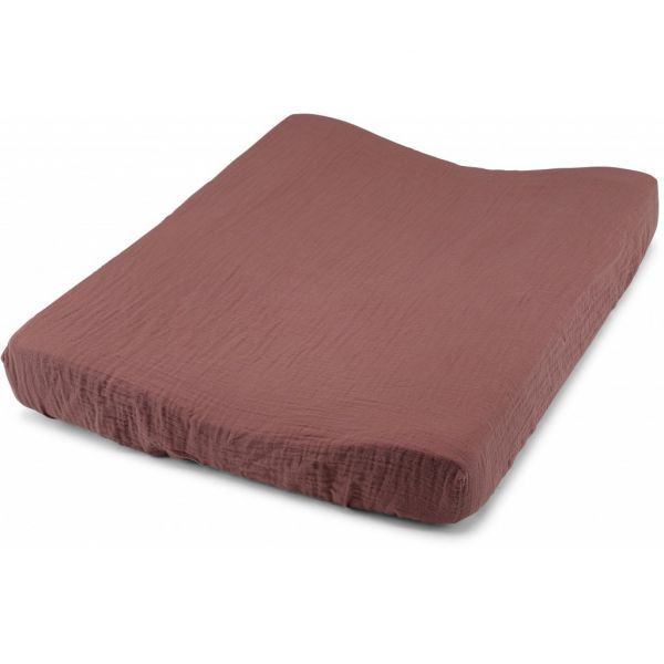 Fitted Sheet For Changing Cushion / Cedar Wood