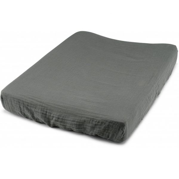 Fitted Sheet For Changing Cushion / Teal