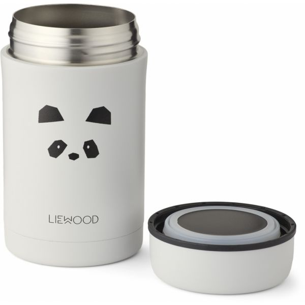 Bernard Food Jar / Panda Light Grey