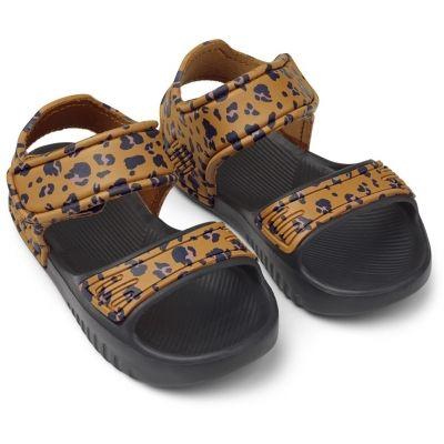 Blumer Sandals / Mini Leo/Mustard
