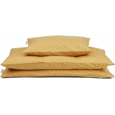 Carl Adult Bedding Print / Confetti Yellow Mellow