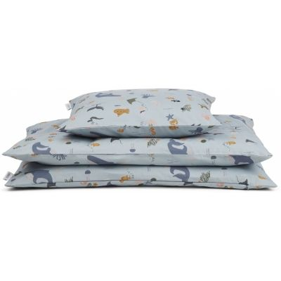 Carl Adult Bedding Print / Sea Creature Mix