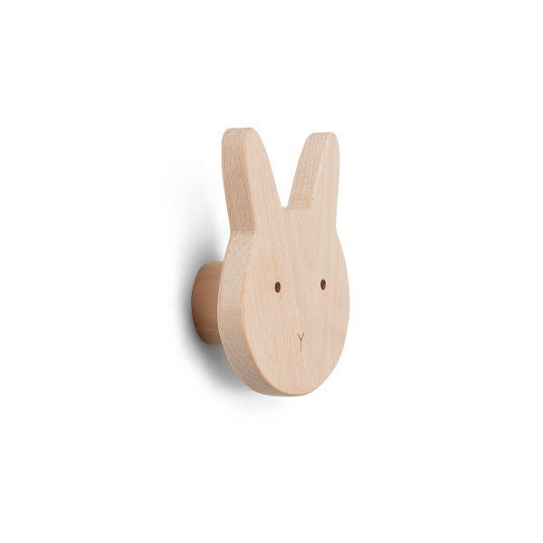 Ida Knob / Rabbit Natural