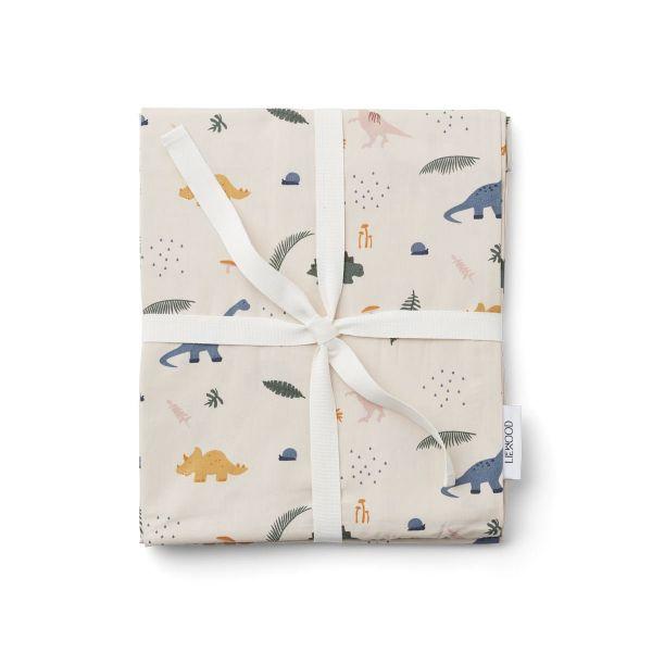 Ingeborg Junior Bedding Print / Dino Mix