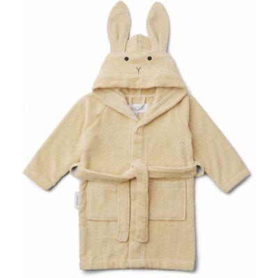 Lily Bathrobe / Rabbit Smoothie Yellow