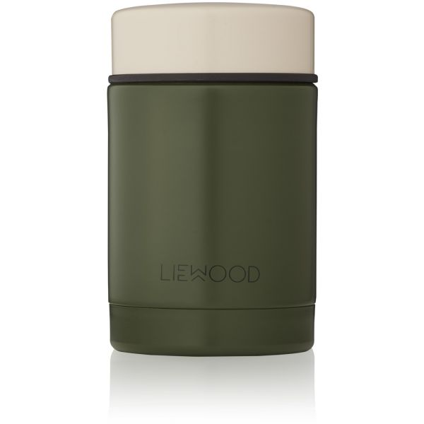 Nadja Food Jar / Panda Hunter Green