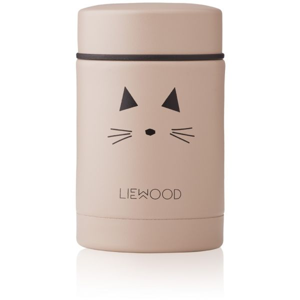Nadja Food Jar / Cat Rose