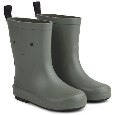 Rio Rain Boot / Rabbit Faune Green