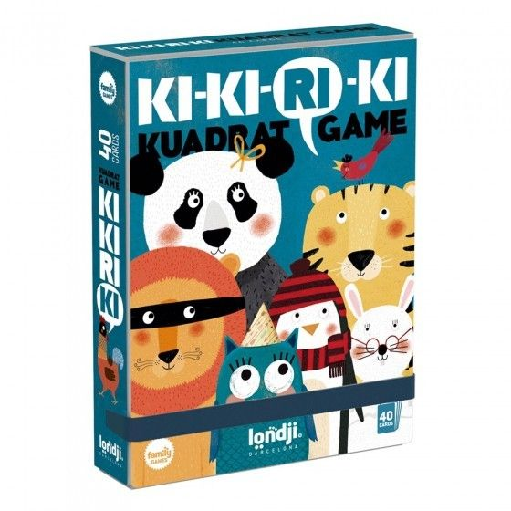 Card Game - Ki-Ki-Ri-Ki