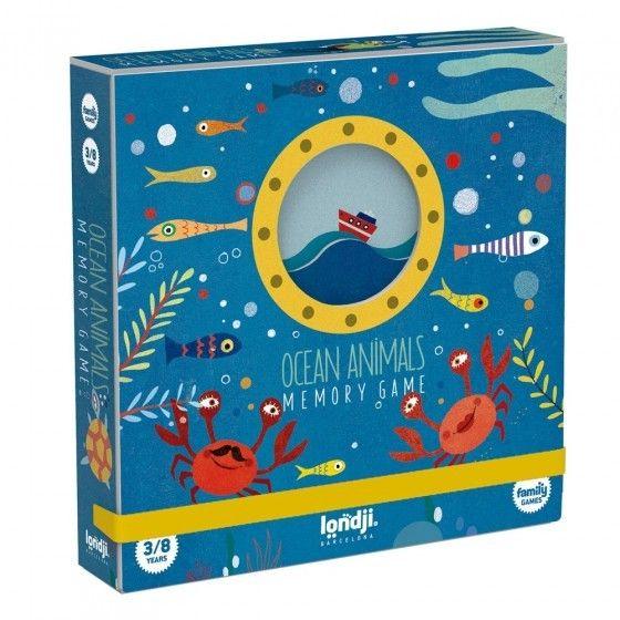Memo / Ocean Animals