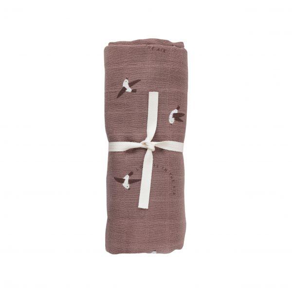 Muslin Cloth (70 x 70 cm) / Love