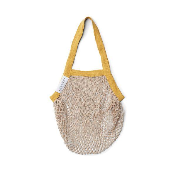 Mesi Mesh Tote Bag / Sandy