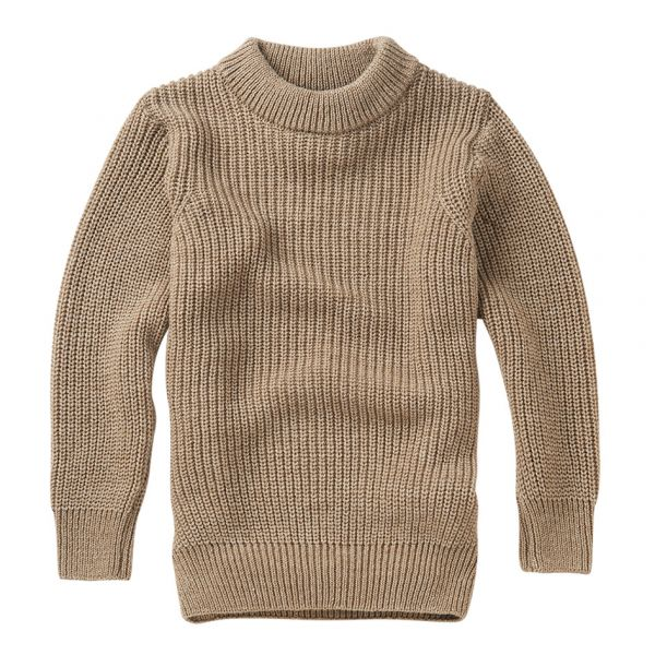 Knit Jumper / Oatmeal