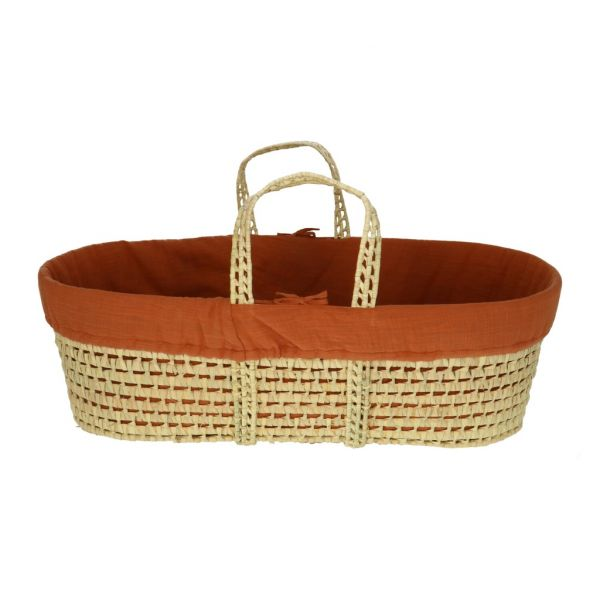 Moses Basket incl. covering / Siena