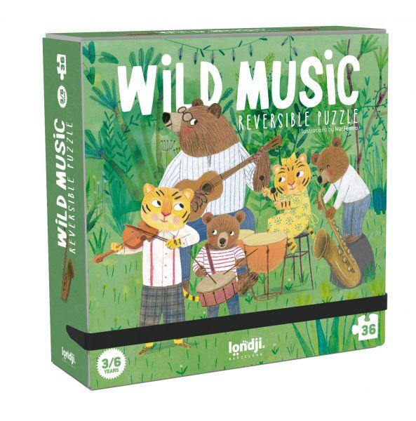 Puzzle / Wild Music