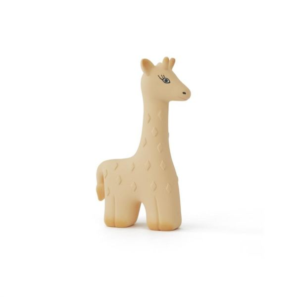 Noah Giraffe Baby Teether / Yellow