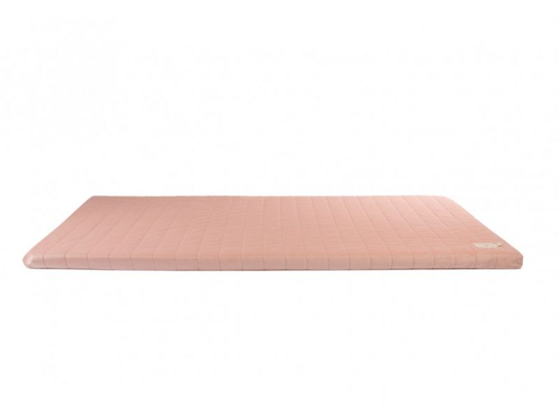 Zanzibar Mattress Velvet / Bloom Pink