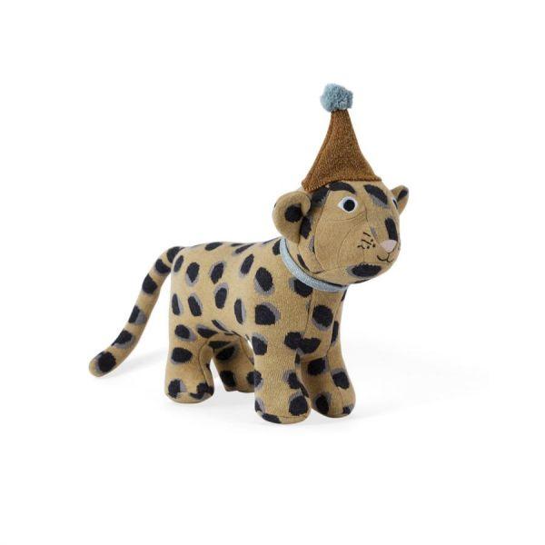 Darling Cushion / Baby Elvis Leopard