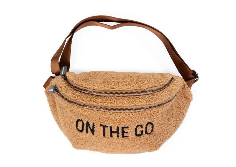 Banana Bag On The Go / Teddy Beige