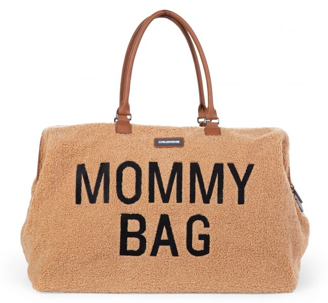 Mommy Bag Groot / Teddy Beige