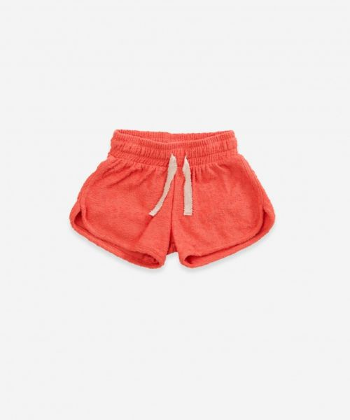Terry Shorts / Peach