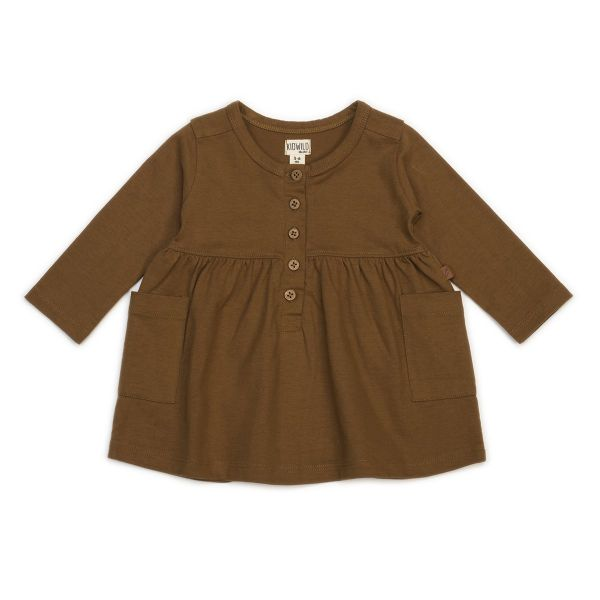 Pocket Dress / Caramel