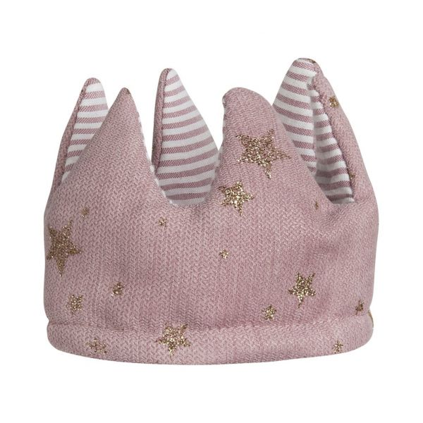 Queen Mimi Reversible Crown / Pink