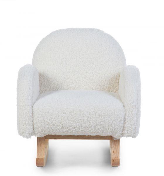 Schommelstoel Voor Kinderen / Teddy Wit