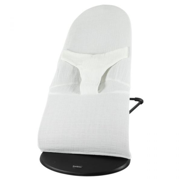Bouncer Cover Babybjörn / Bliss White