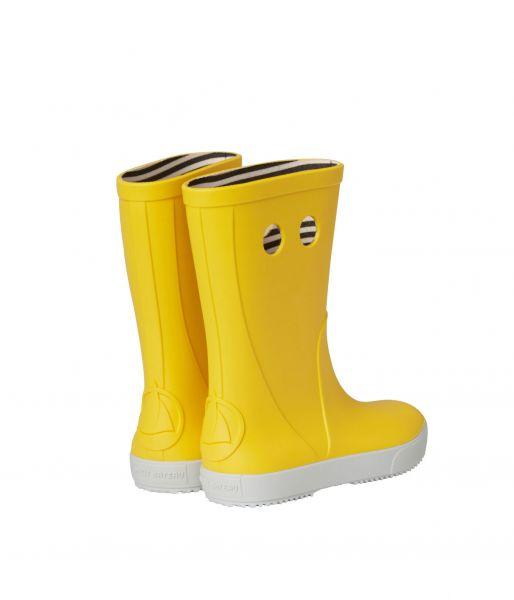 Regenbotjes geel