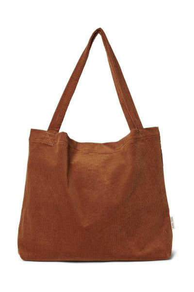 Brown-ie Rib Mom-bag