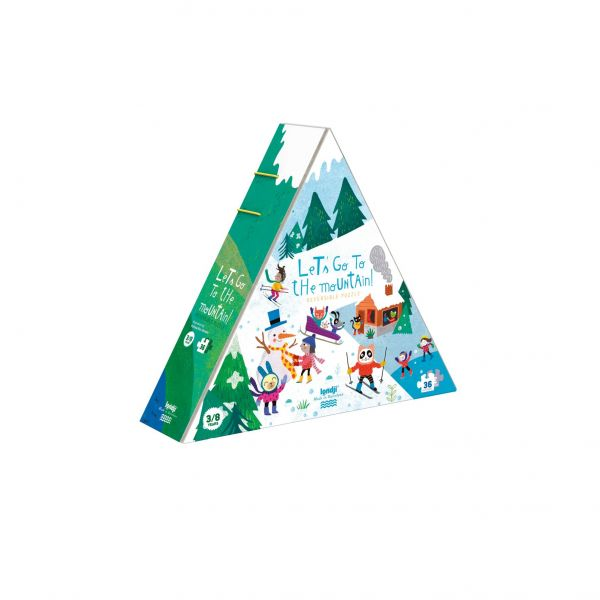 Puzzle / Let's Go To The Mountain