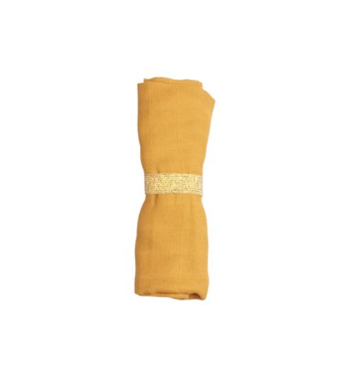Muslin Cloth / Ochre