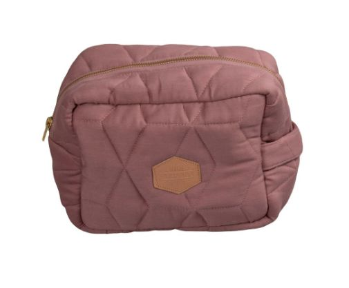 Little Bag Soft Quilt / Wild Rose