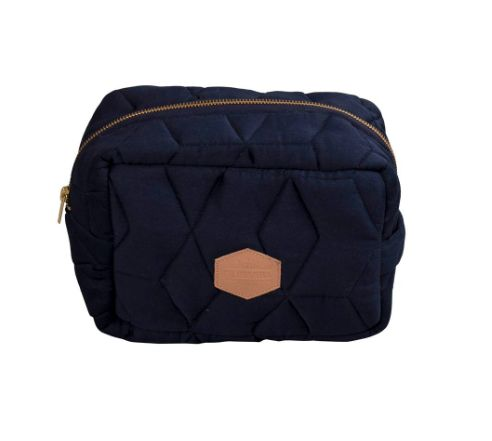 Little Bag Soft Quilt / Dark Blue