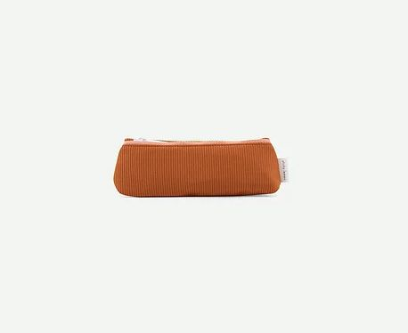 Pencil Case Sprinkles / Apricot - Orange