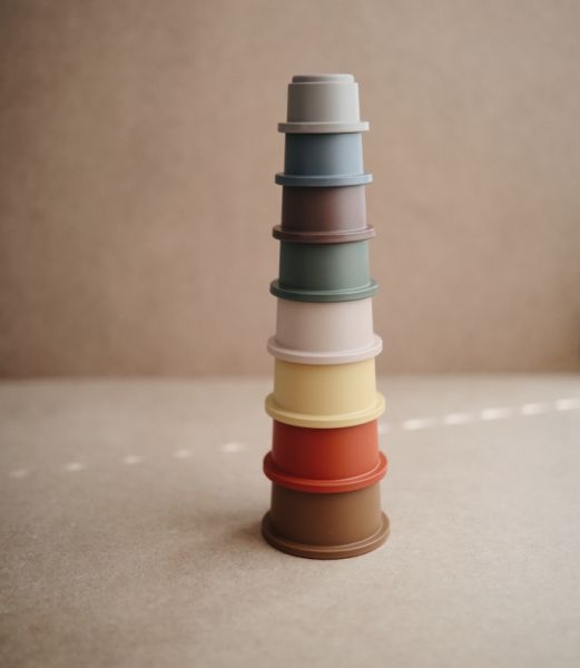 Stacking Cups / Retro